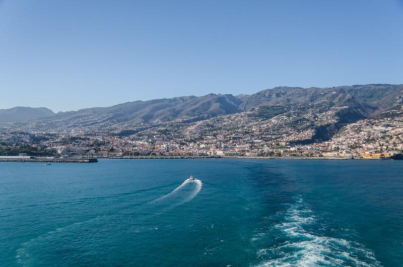 Farewell Funchal