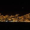 Fuzzy pre-dawn Funchal