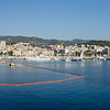 Palma de Mallorca harbour pano