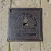Palma manhole cover