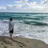 Feet in the Atlantic, Meditarranean next