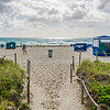 Miami mid-Beach & the Atlantic