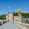 Monastery of San Juan de los Reyes and San Martin's Bridge