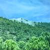Mountain scenery from Ronda