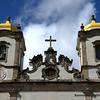 "18th-century Bonfim (meaning ""good ending"") Church"