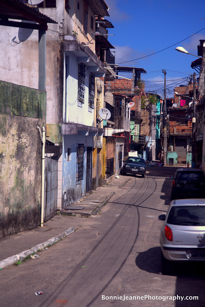typical side street