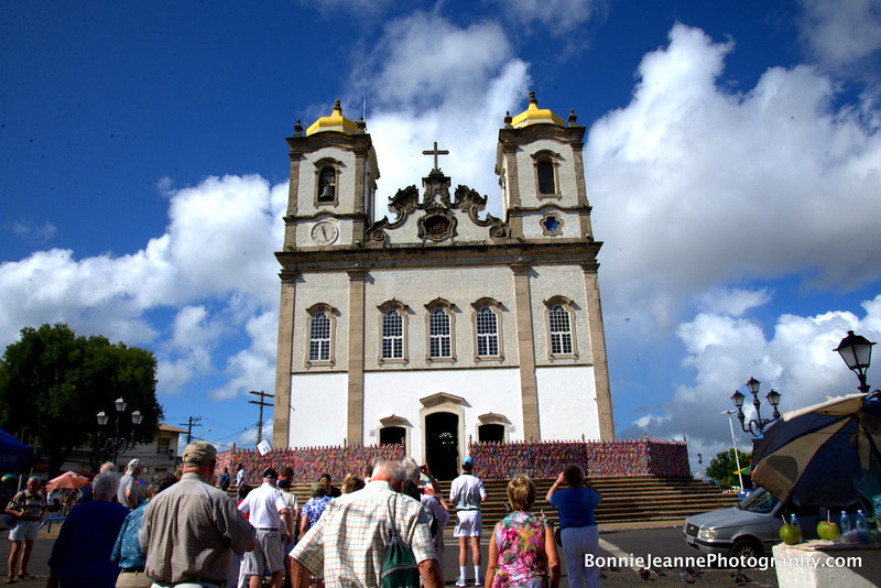 This is a pilgrimage site because of its reputation for granting miracles