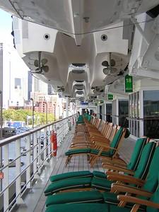 deck 7, the promenade deck