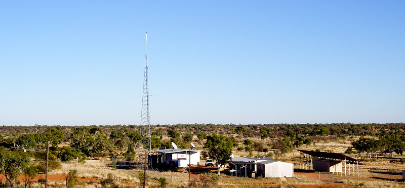 ANU Warramunga Seismic Station.