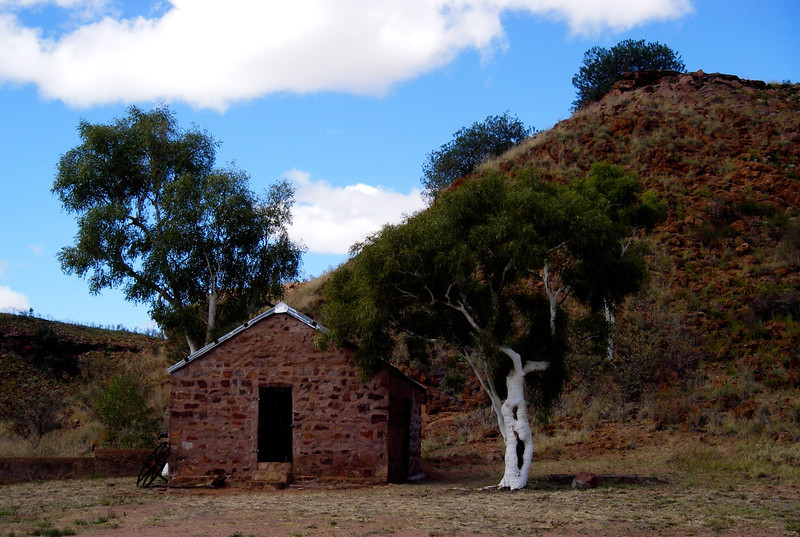 Barrow Creek - The Old Telegraph Station