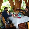 Lunch in Bálványos (photo: Anikó Sándor)