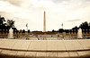 World War II Memorial and Washington Memorial: Washington D.C.
