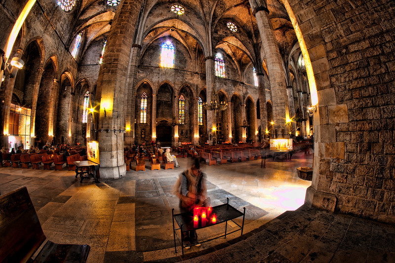 "<a href=""http://www.barcelonaturisme.com/Santa-Maria-del-Mar/_3Ngb8YjSpL3U56ScBHOWcxpDev_Vr2xe7rhAgUa92B0""onclick=""window.open(this.href,  null, 'height=537, width=780, toolbar=0, location=0, status=1, scrollbars=1, resizable=1'); return false"">Santa María del Mar</a>, Barcelona Spain."