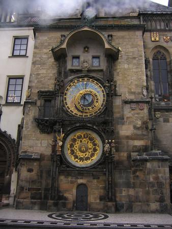 Praha  Czech Republic - December 2004