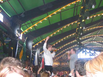 September 2005 - Munich (Oktoberfest)