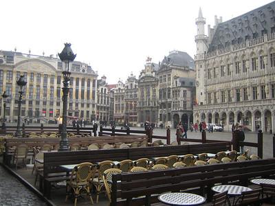 Brussells & Brugge Belgium - February 2005