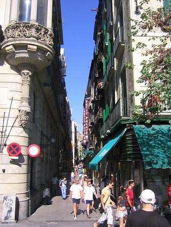 August 2006 - Barcelona, Spain