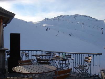 December 2006 - Val D'Isere, France (Skiing at Xmas)