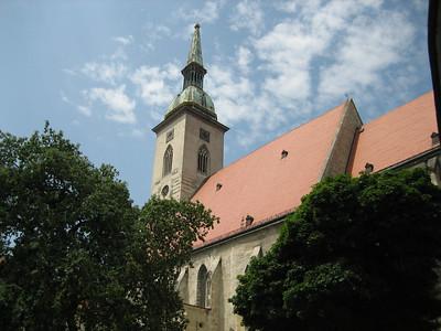 June 2006 - Bratislava, Slovakia