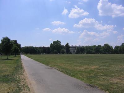 Regents Park London - July 2006
