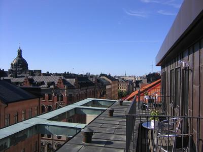 Stockholm Sweden - July 2006