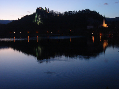 April 2007 - Bled, Slovenia