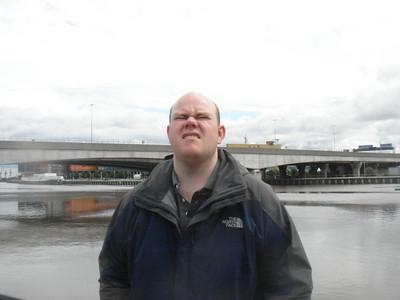 August 2007 - Belfast, Ireland