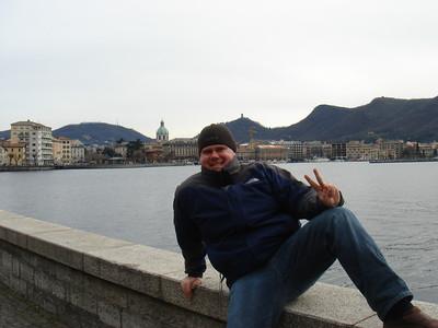 March 2007  - Como, Italy