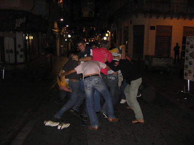September 2007 - Montpellier, France (RWC - Aus v Fiji)