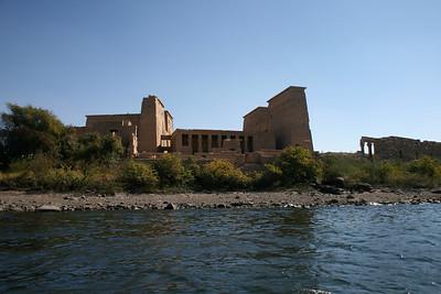 Aswan & Philae Temple Egypt - December 2007