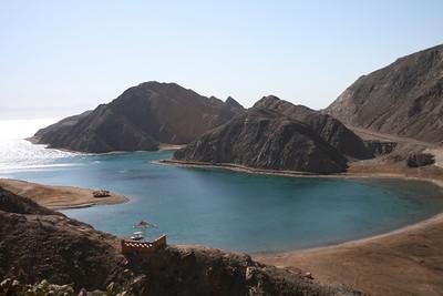 Dahab Sinai Peninsula - December 2007