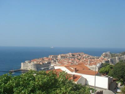 Dubrovnik Croatia - August 2007