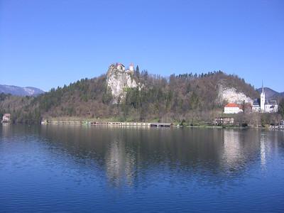 Lake Bled - Slovenia (April 2007)