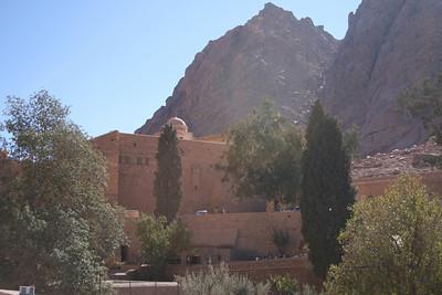 St Katherines & Mt Sinai - Sinai Peninsula December 2007