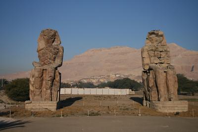 Valley of the Kings (Luxor) Egypt - December 2007