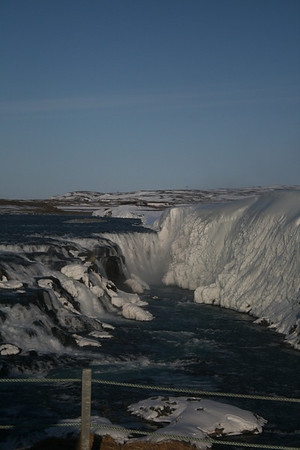 Gullfoss - Iceland (March 2008)