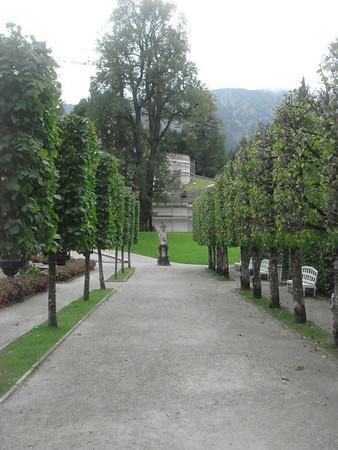 Linderhof Palace - Oberammmergau Bavaria (Sept 08)