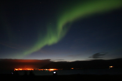 Northern Lights - Iceland (March 2008)