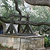 The Alamo, Well in the Courtyard