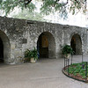 The Alamo, Inside view of Long Barracks