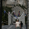 Mt Rushnore Lynn on Mall
