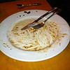 Munchener Apfel Pfannekuchen-Finish
