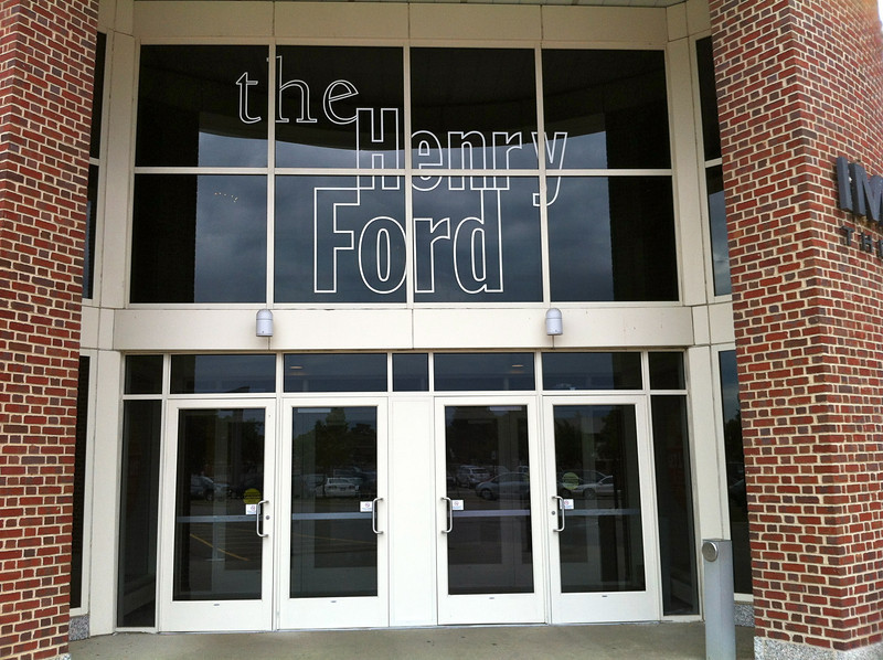 The Henry Ford Museum Doorway