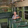 The Rosa Parks Bus-Inside
