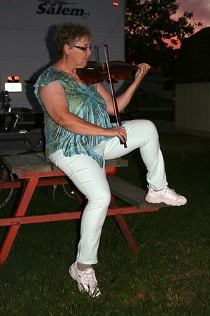 RVing 2012 October Livingston TX