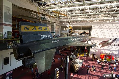 National Air and Space Museum - Mall