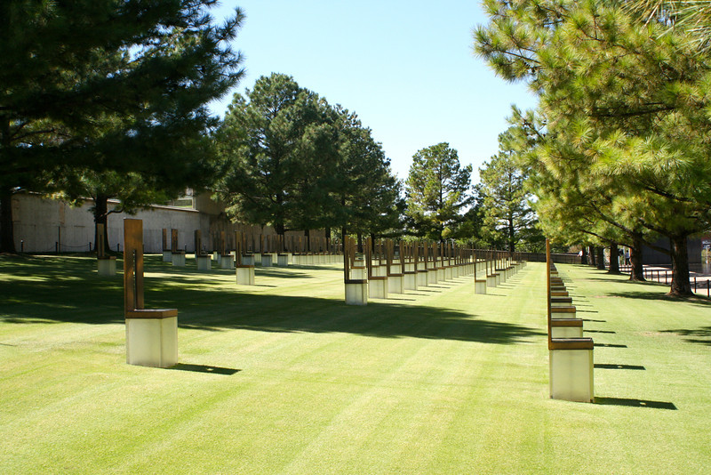Field of Empty Chairs