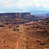 Canyonlands NP Shafer Canyon