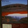 Canyonlands NP Mesa Arch