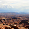 Canyonlands NP View from Grand View Point
